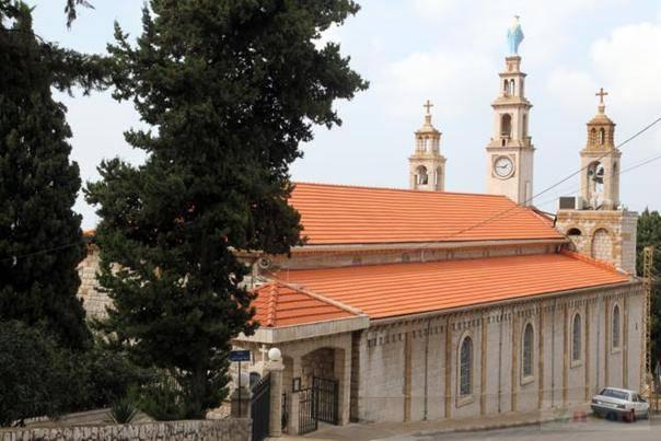 Notre Dame Church Beit Chabab Metn Znood Com