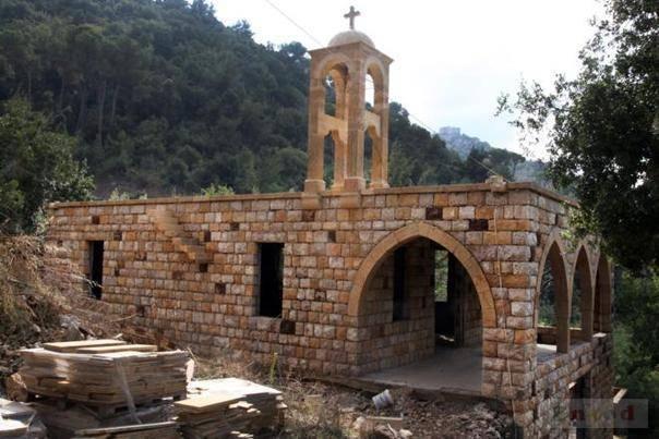 Mar Elias El 7ayy Church Beit Chabab Metn Znood Com