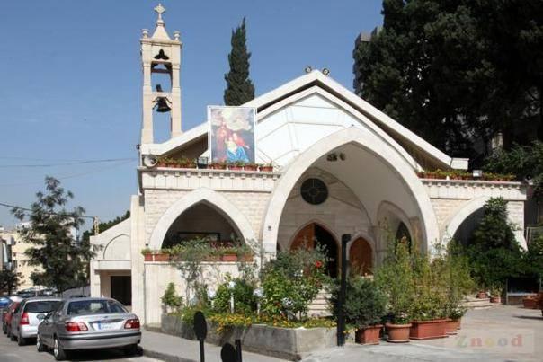 Saydet Naja Church Zalka Metn Znood